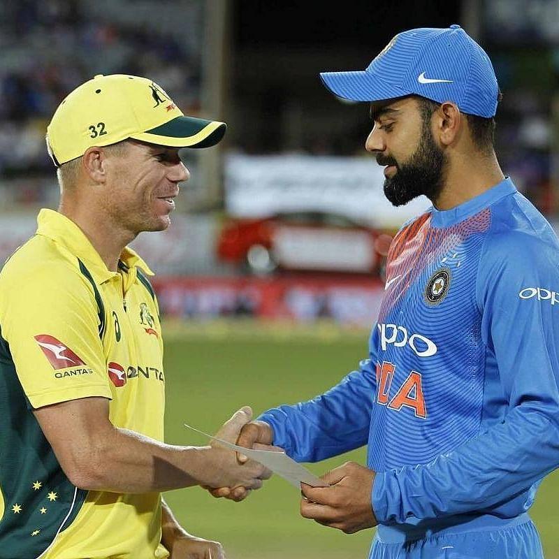 Virat Kohli banters with David Warner over Instagram post on cricket bats