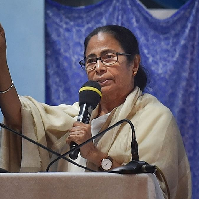 Mamata Banerjee meeting PM Modi 'desperate attempt' to split anti-TMC votes in Bengal, says BJP