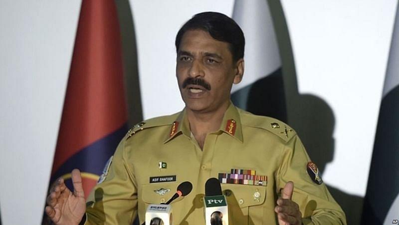 Pakistan Army spokesperson Asif Ghafoor transferred, Major General Babar Iftikhar takes over as DG ISPR