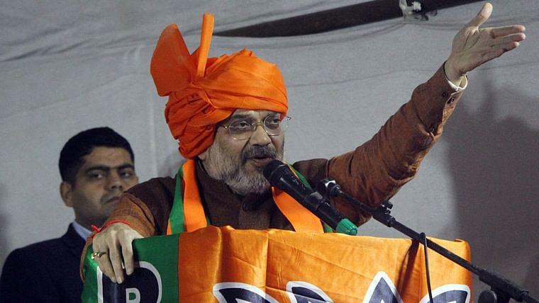 Arvind Kejriwal, Rahul Gandhi speaking language similar to Pak PM Imran Khan: Amit Shah