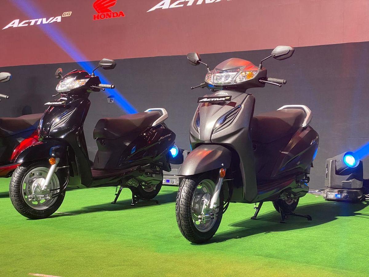 Honda launches BS-VI compliant Activa 6G