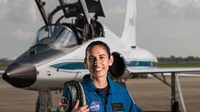 Marine Corps major Jasmin Moghbeli, becomes 1st Iranian-American astronaut