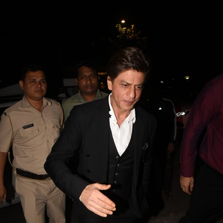 Shah Rukh Khan's Mumbai office converted into 15-bed ICU facility for critical COVID-19 patients
