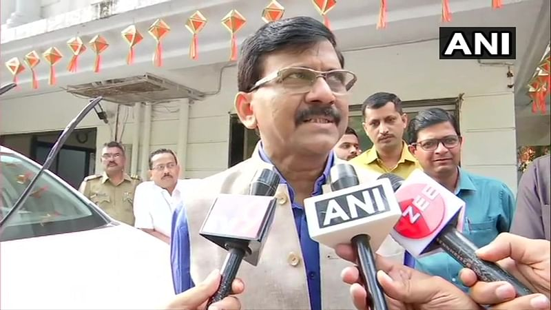 'If now CBI inquiry is also not being trusted, then we're speechless...': Sanjay Raut to 'those' doubting AIIMS report in SSR case