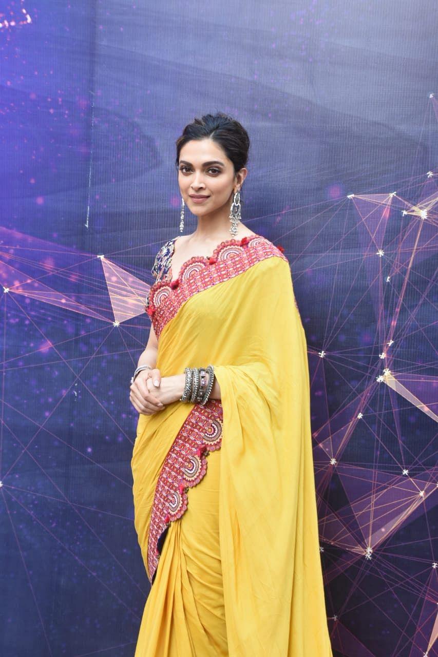 Deepika Padukone in Mumbai