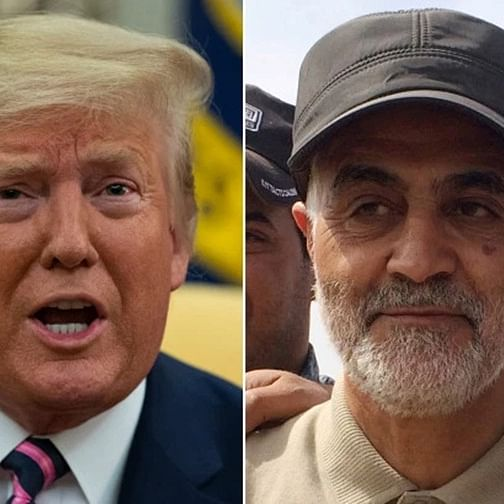 US President ordered killing of Iran Guards commander Qasem Soleimani: Pentagon