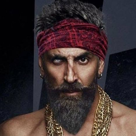 Bachchan Pandey: Akshay Kumar dons a rugged avatar in new look