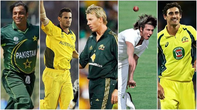 Fast and Furious: Five fastest deliveries ever recorded in a cricket game