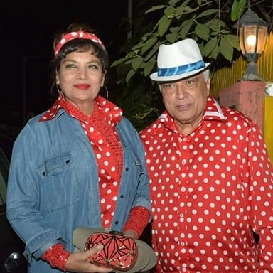 Javed Akhtar's 75th birthday: Anil Kapoor, Aamir Khan and others arrive for the retro-themed party; see pics