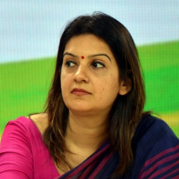 'Why not seek accountability from China?': Shiv Sena's Priyanka Chaturvedi demands answers from Centre over construction of villages in Arunachal