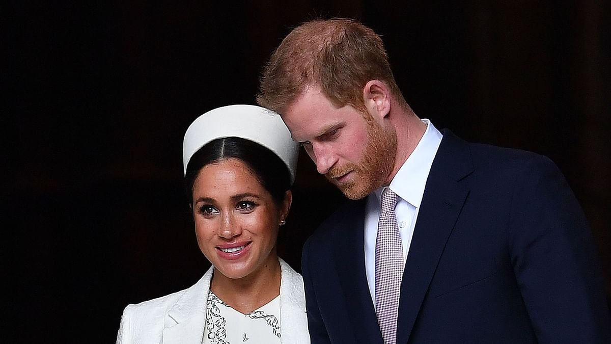 Countdown to Megxit: Britain's Prince Harry and Meghan Markle's 'farewell tour'