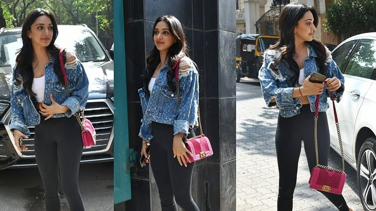 Kiara Advani's street style with a Chanel bag and Hermes flip-flops cost a mind-boggling Rs 3.36 lakh