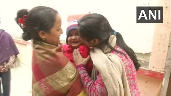 Activist couple reunited with baby after UP court gives them and 56 others bail