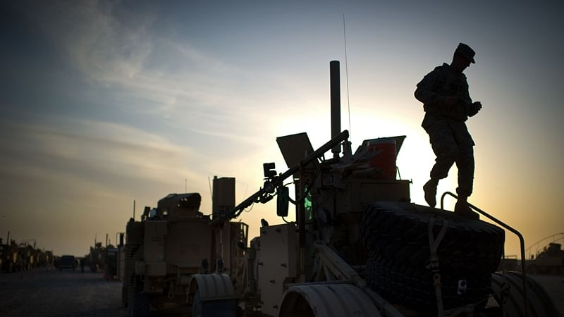 Pentagon denies reports on US pullback from Iraq