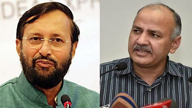 'Everyone knows which party is behind riots': Manish Sisodia retorts after Javadekar accuses AAP of 'spreading violence' over CAA