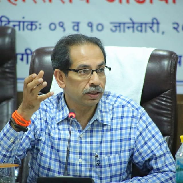CM Uddhav Thackeray dares BJP to topple Maha Vikas Aghadi government