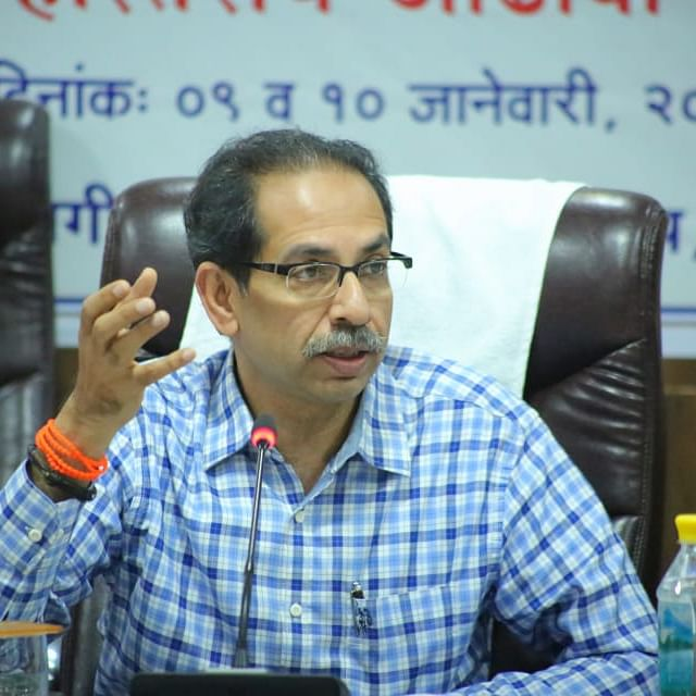 No one has to worry if CAA gets implemented, won't block NPR in Maharashtra, says CM Uddhav Thackeray