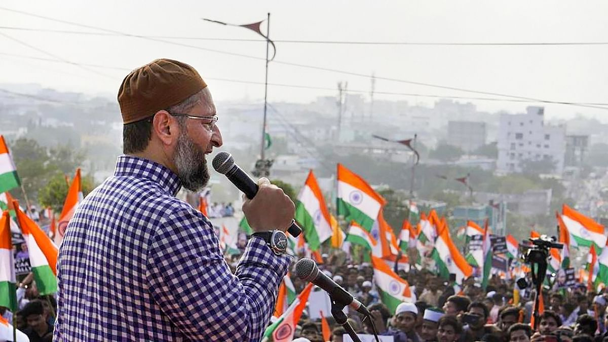 Why it's insulting to Indian democracy to label Owaisi's AIMIM a 'vote-katua' party