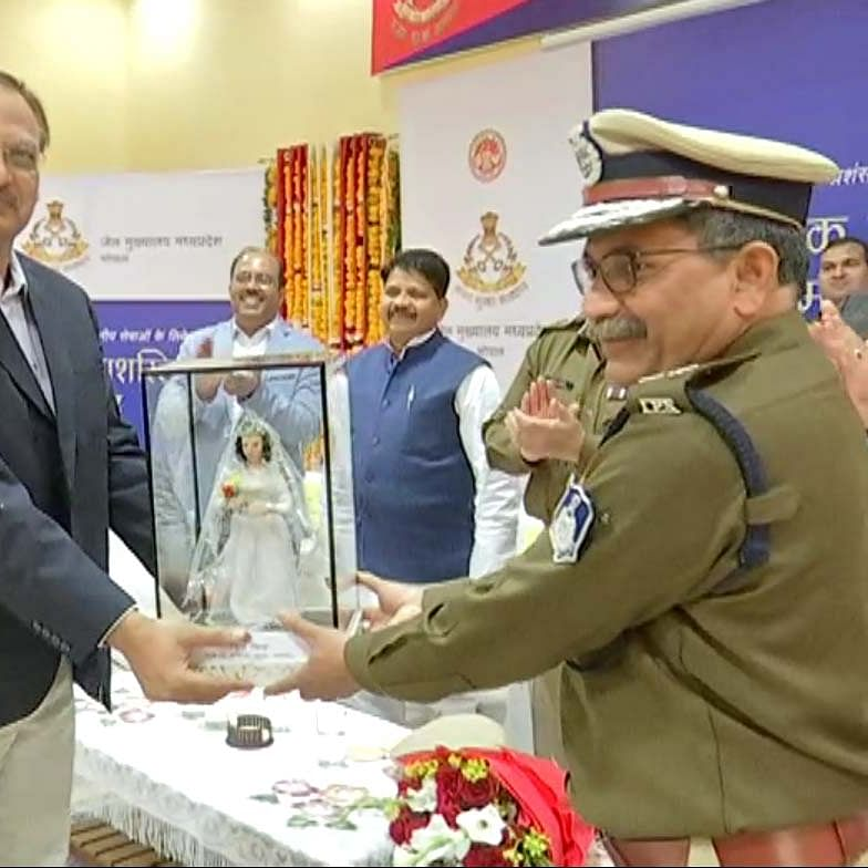 Bhopal: Under lens PIU officer among others feted for exemplary work
