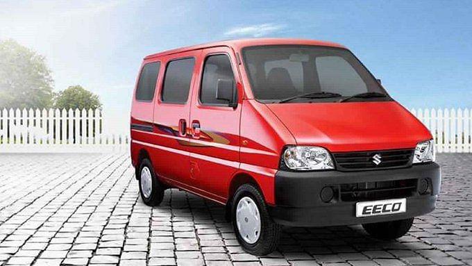 Maruti drives in BS-VI version of multi-purpose van Eeco