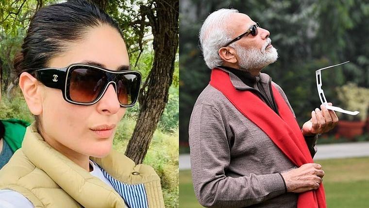 Kareena Kapoor's sunglasses are way cheaper than PM Narendra Modi's