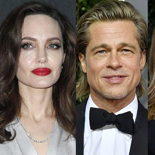 No, Angelina Jolie didn't stop eating because of Brad Pitt and Jennifer Aniston's 'reunion'