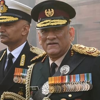 CDS chief Bipin Rawat gets more manpower, two Joint Secretaries to work under him