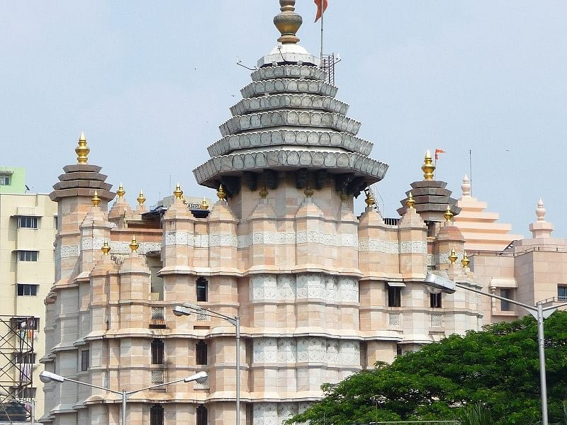 First time, Siddhivinayak Temple gets a 'gilded look'