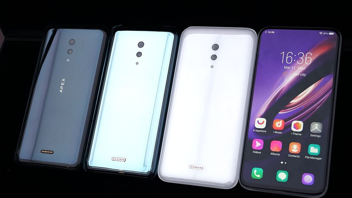 Vivo's APEX 2020 concept phone arriving at MWC Barcelona
