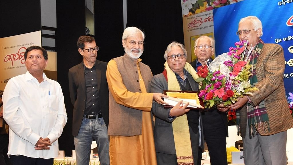 KIIT holds 17th Kadambini Literature Festival & Patrika Hat