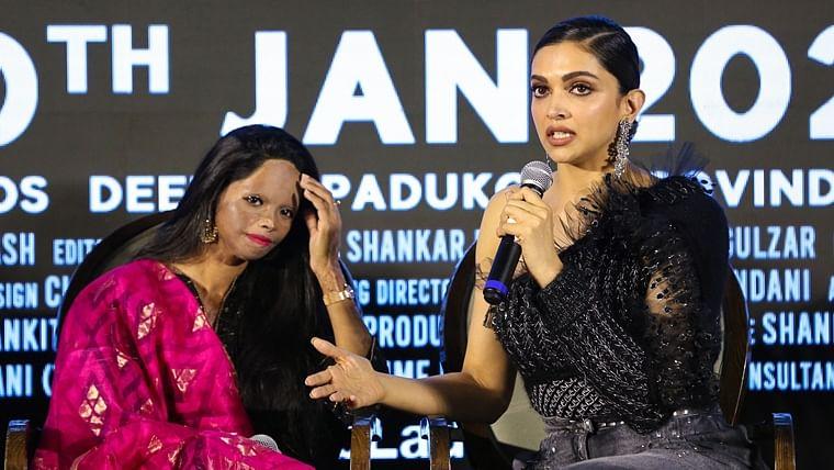 'Nadeem Khan as Rajesh?': Twitter trolls Deepika's 'Chhapaak' for changing acid attacker's religion