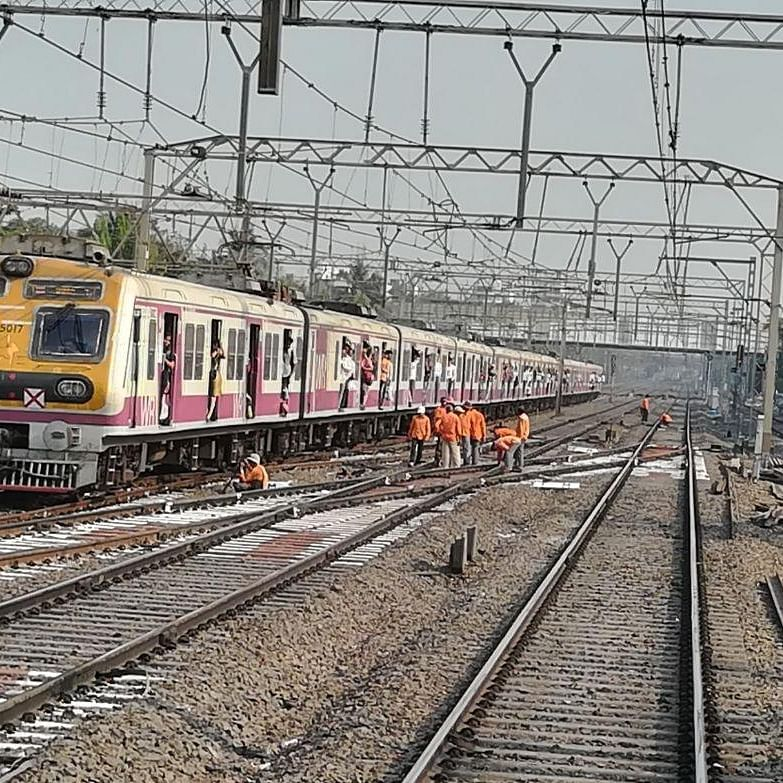 Mumbai local train update: Mega block on Harbour line on March 15