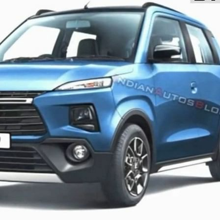 Maruti WagonR EV to be based on upcoming XL5?