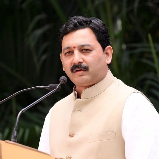 Sambhajiraje welcomes govt's invite for talks after launching agitation over Maratha quota