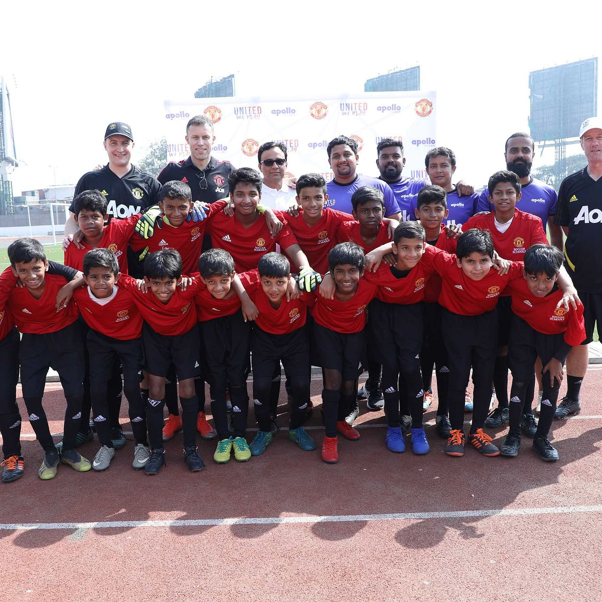 """United we Play"": Man United launches Pan-India grassroot programme"