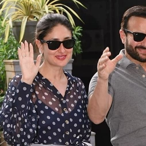'After Taimur's name controversy, both Saif and me haven't thought of it': Kareena Kapoor Khan on second child's name