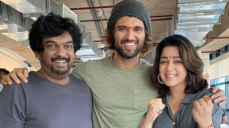 Vijay Deverakonda and Puri Jagannadh's new film starts rolling