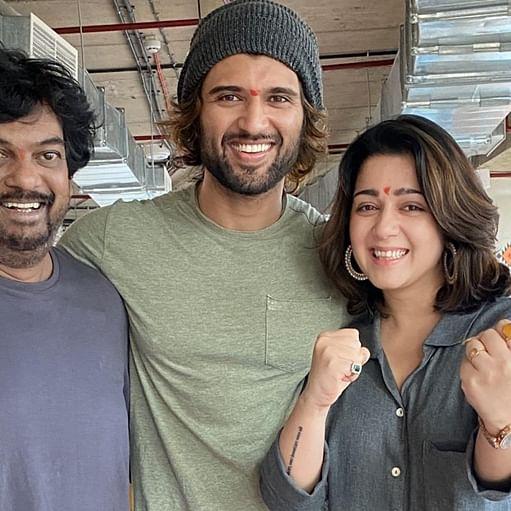 Vijay Deverakonda and Puri Jagannadh's new film starts rolling