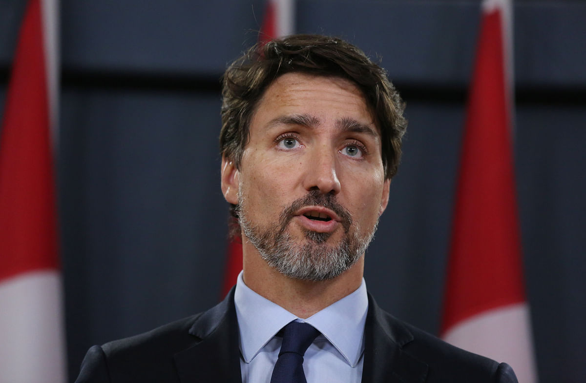 Trudeau announces new plan for 'made-in-Canada' Covid-19 vaccine