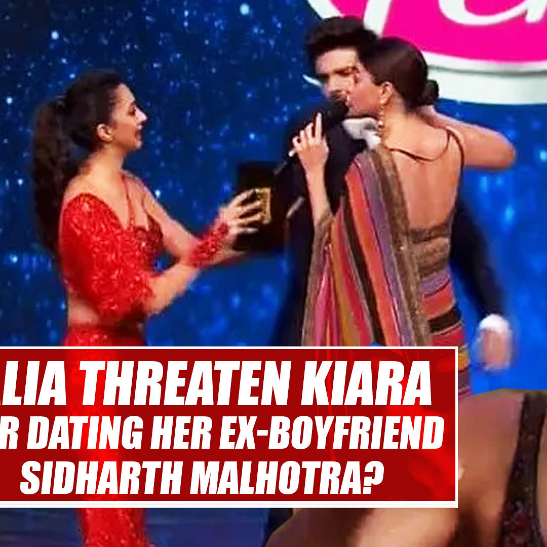 Did Alia Bhatt threaten Kiara Advani for dating her ex-boyfriend Sidharth Malhotra?