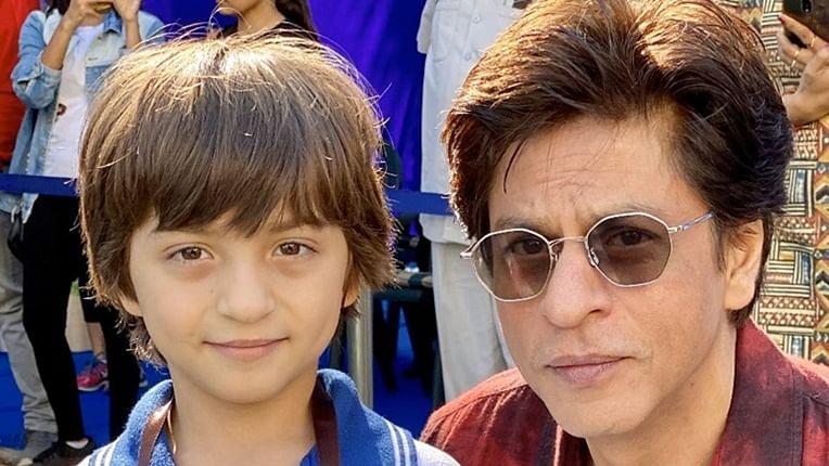 Shah Rukh Khan's 'gold medal' wins silver and bronze: SRK flaunts son AbRam's medals