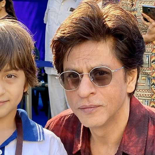 Shah Rukh Khan's 'gold medal' wins silver and bronze: SRK flaunts son AbRam's medals
