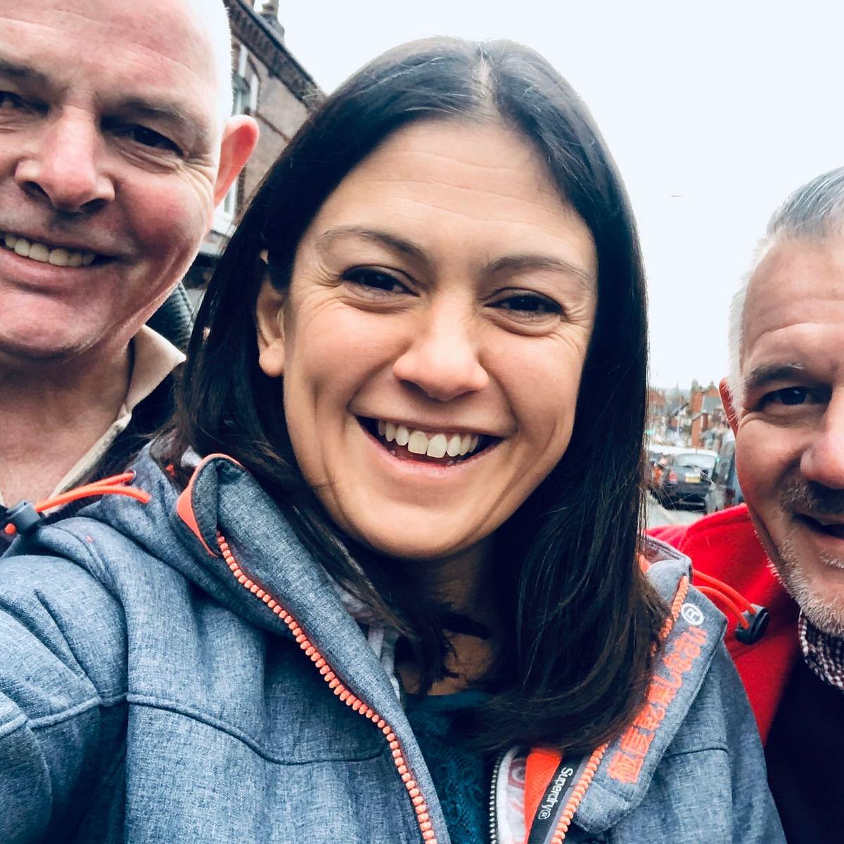 PIO Lisa Nandy launches bid for Labour leadership