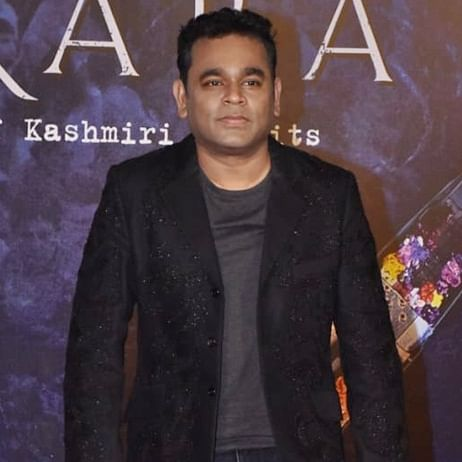 A.R Rehman opens up about having suicidal thoughts at a young age