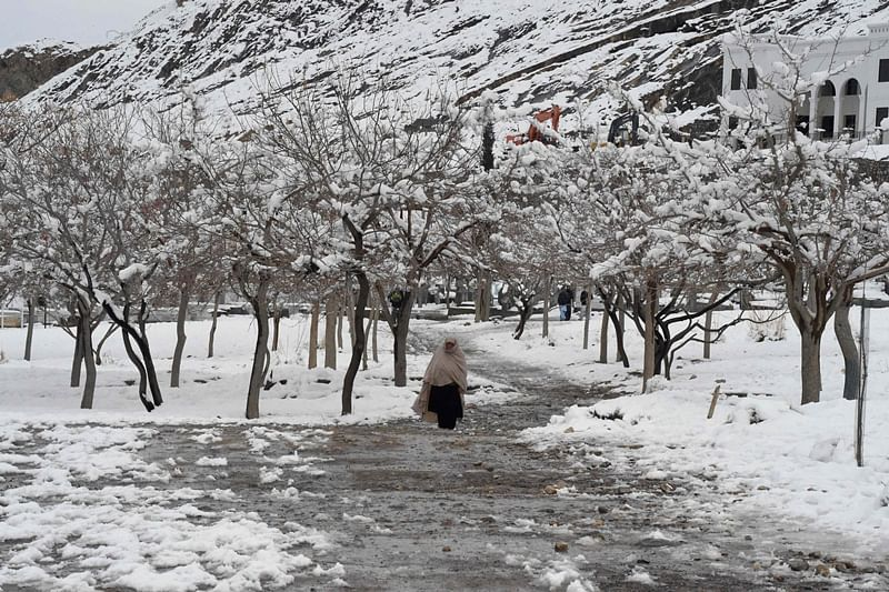 14 die as rain, snowfall wreak havoc in Balochistan