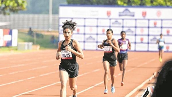 National Athletics Championships 2019-20: Punjab's Harmilan Bains sets a new meet record