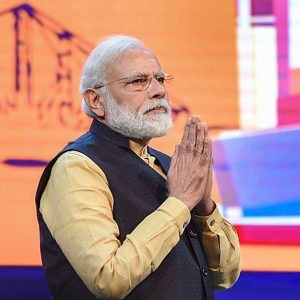 PM Modi says he'll give up social media, Twitter says 'tussi na jao'