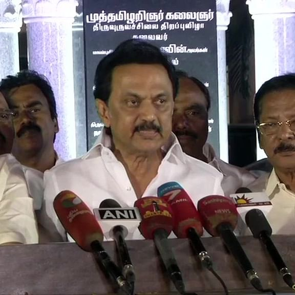 Rajinikanth should think before speaking about people like Periyar: MK Stalin
