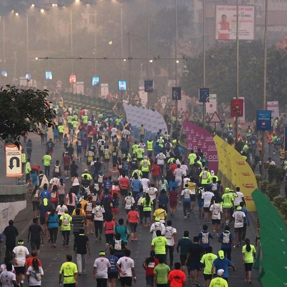 Mumbai Marathon: 55,000 people to run through the streets of Mumbai on Sunday