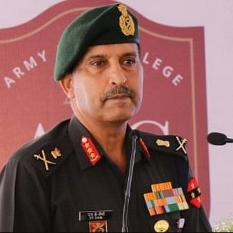 SK Saini to assume; Charge of Vice Chief of Army Staff